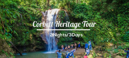 Corbett Heritage Tour with Safari