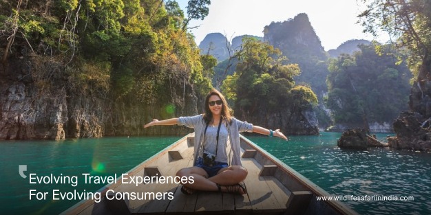 Evolving Travel Experiences For Evolving Consumers