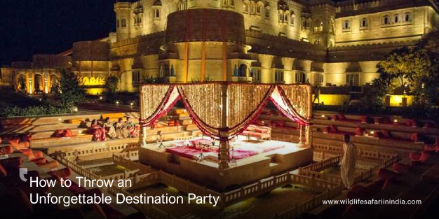 How to Throw an Unforgettable Destination Party