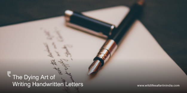 The Dying Art of Writing Handwritten Letters